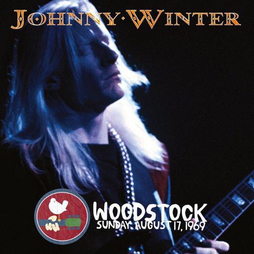 Johnny Winter - The Woodstock Experience (Live) - 180G Black Vinyl 2LP