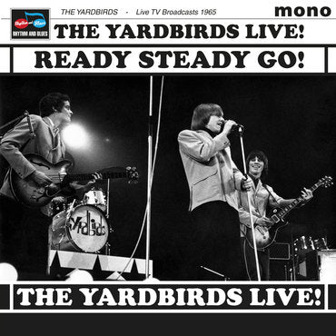 The Yardbirds ‎– Ready Steady Go! Live in '65 - Vinyl LP