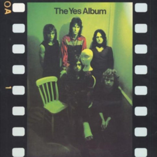Yes ‎– The Yes Album - Vinyl LP