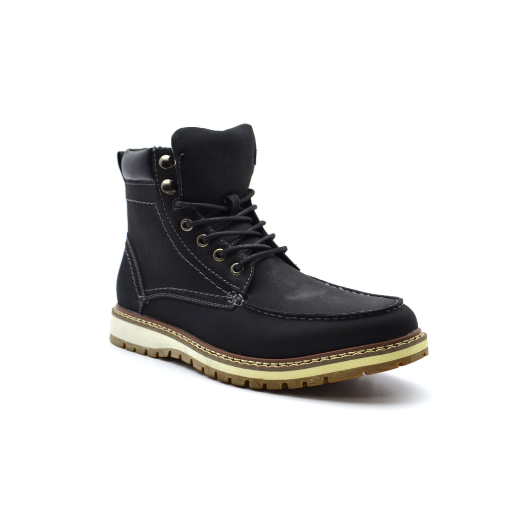 MEN'S MOCC TOE COMBAT BOOT - Bacana Clothing + Shoes
