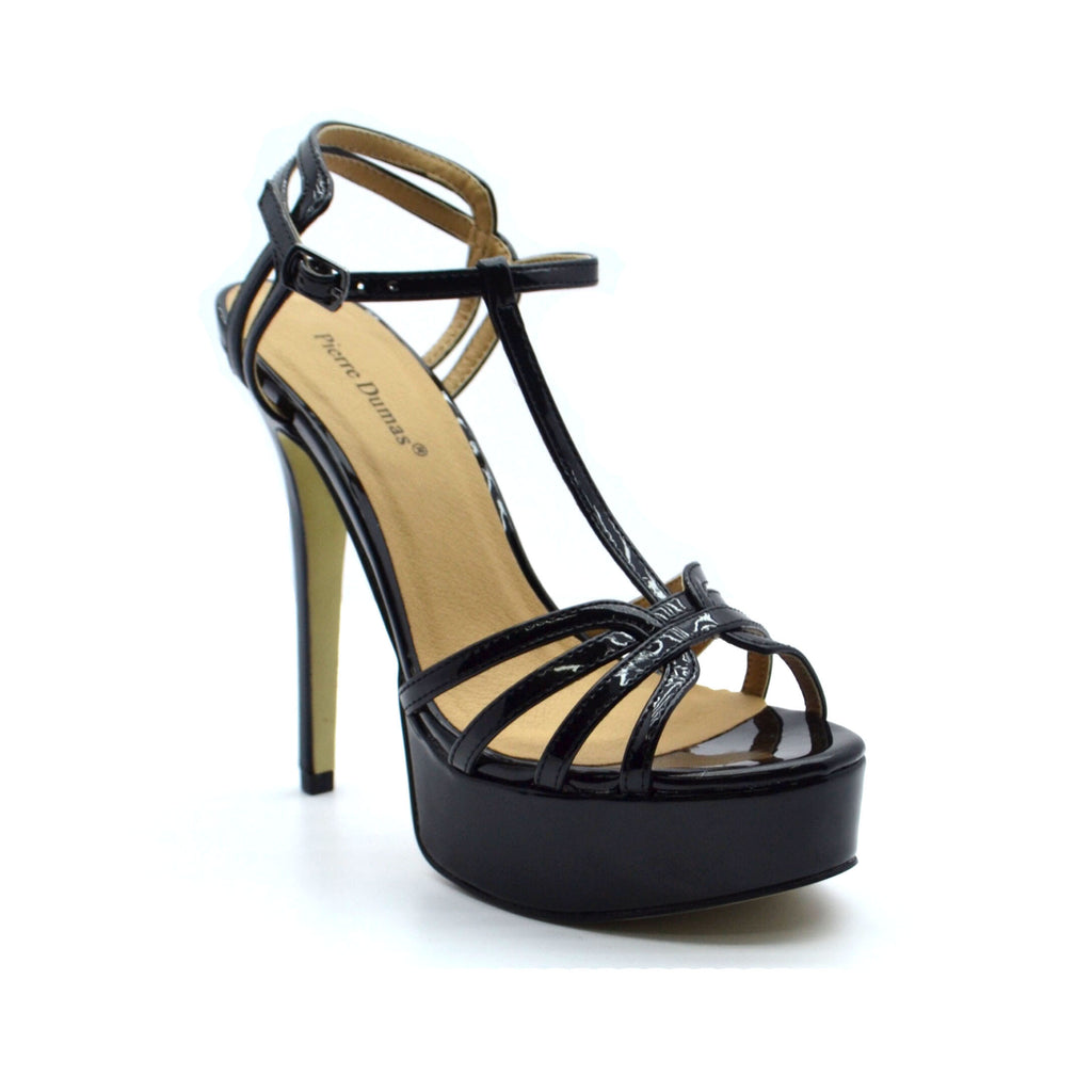 JULIET PLATFORM HEELS - Bacana Clothing + Shoes