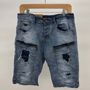 Men shorts MH04#B - Bacana Clothing + Shoes