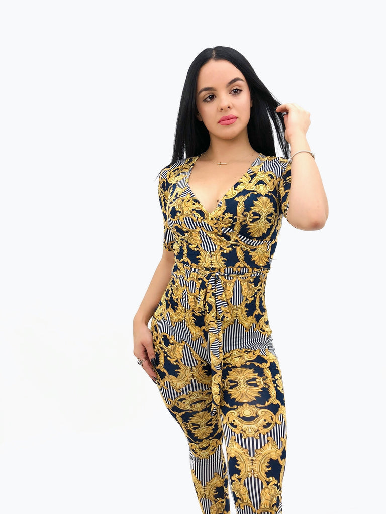 Women Jumpsuit - Bacana Clothing + Shoes