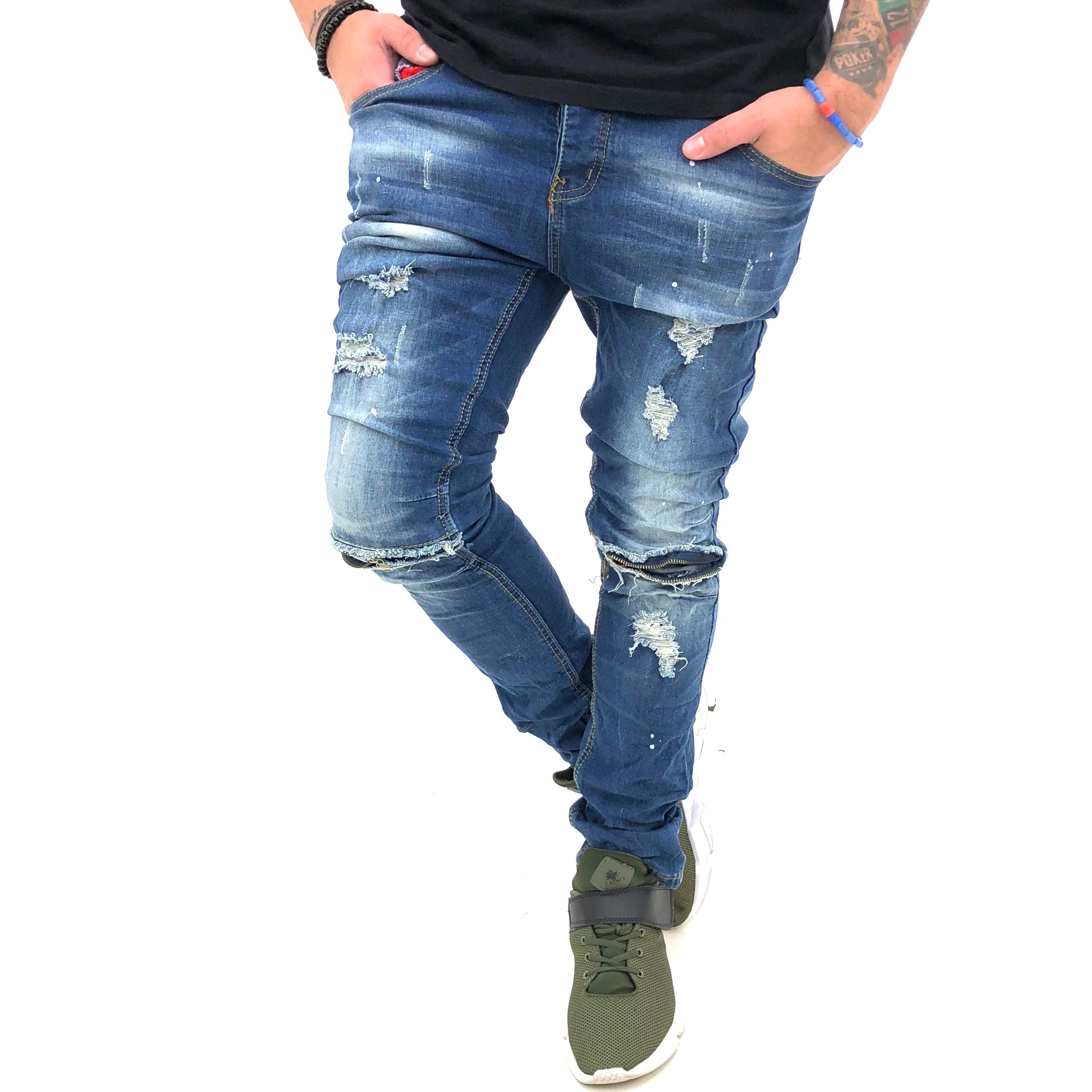 Jeans Denim Urban - Bacana Clothing + Shoes