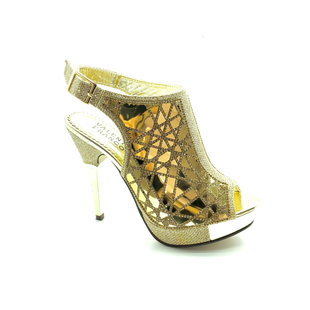 Cristal Gold - Bacana Clothing + Shoes