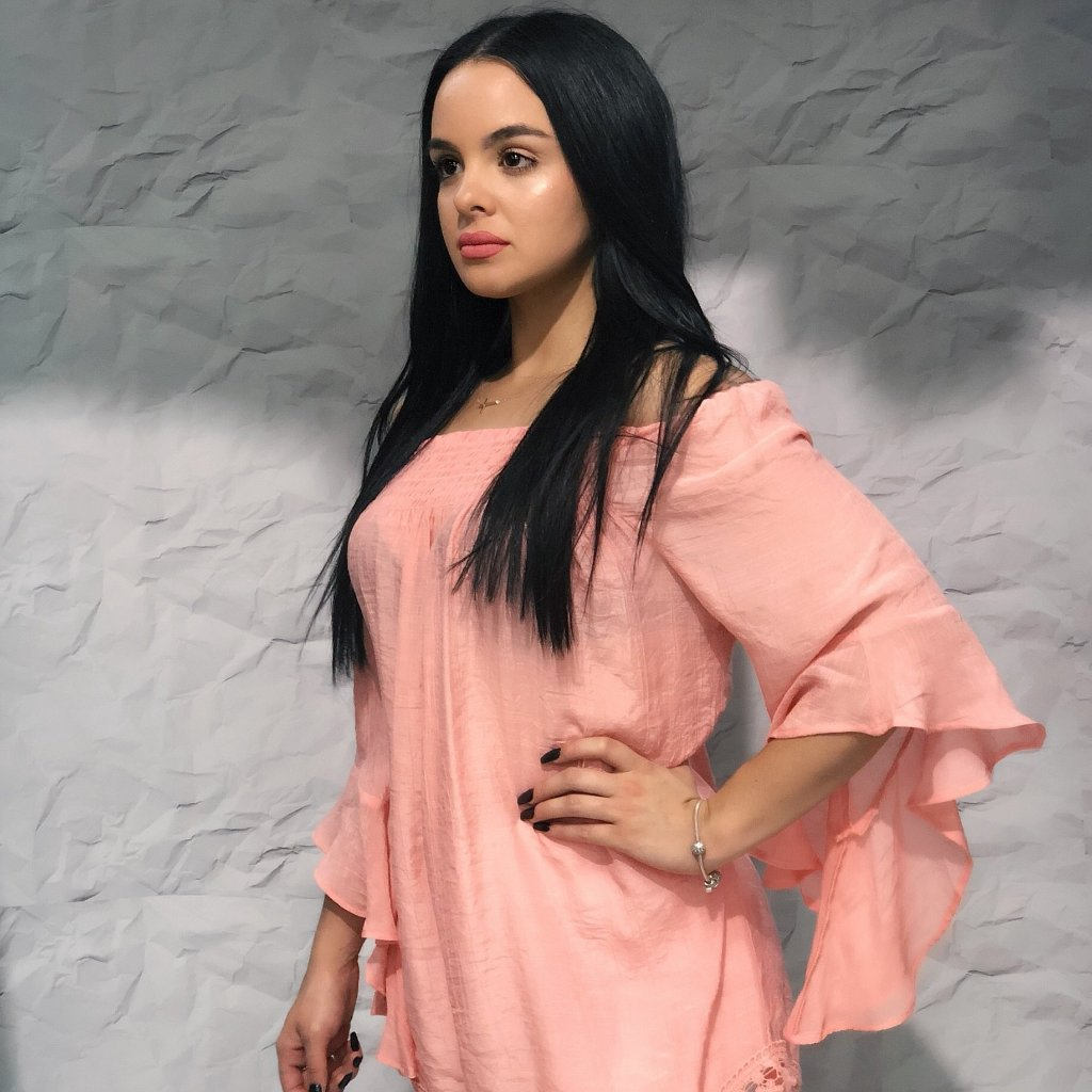 Women Blouses NC-1069 - Bacana Clothing + Shoes