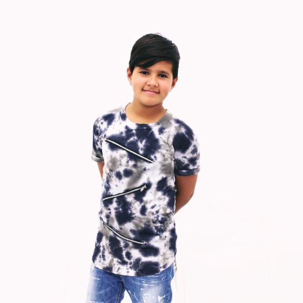 T-shirt Kid JT16277WH - Bacana Clothing + Shoes
