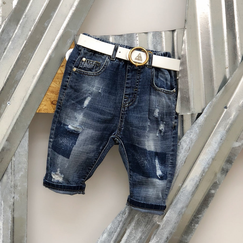 Boy jeans H6913 - Bacana Clothing + Shoes