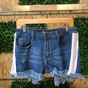 Women shorts  DMG-2A5645 - Bacana Clothing + Shoes