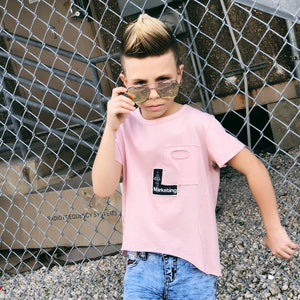 Fashion Kid T-shirt - Bacana Clothing + Shoes