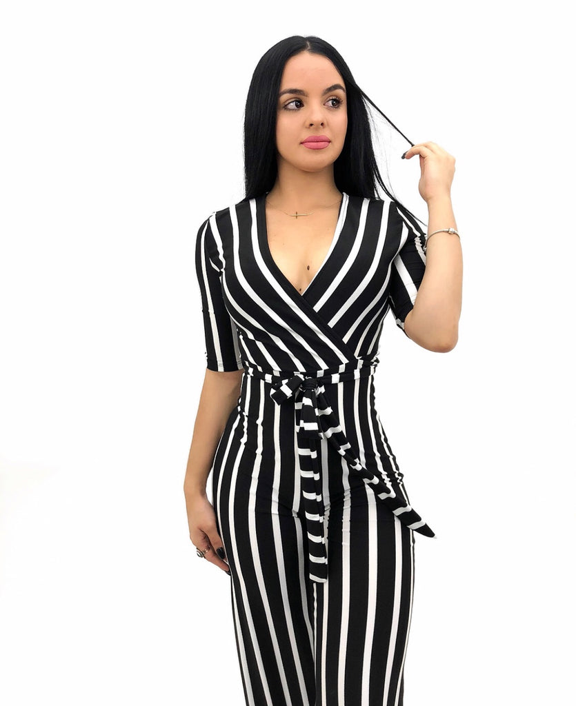 Women Jumpsuit J3899 - Bacana Clothing + Shoes