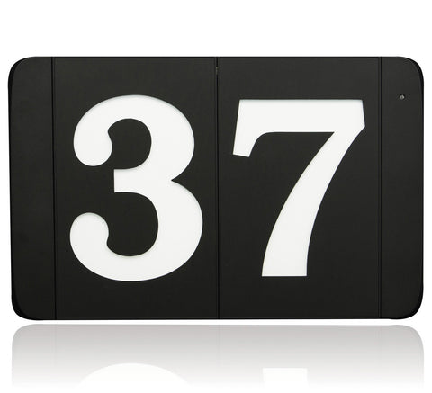 Super Bright Modular Illuminated Address Numbers