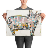 Just Piggin Art Print