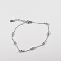 Tiny Beads Zirconia Bracelet - by Galia