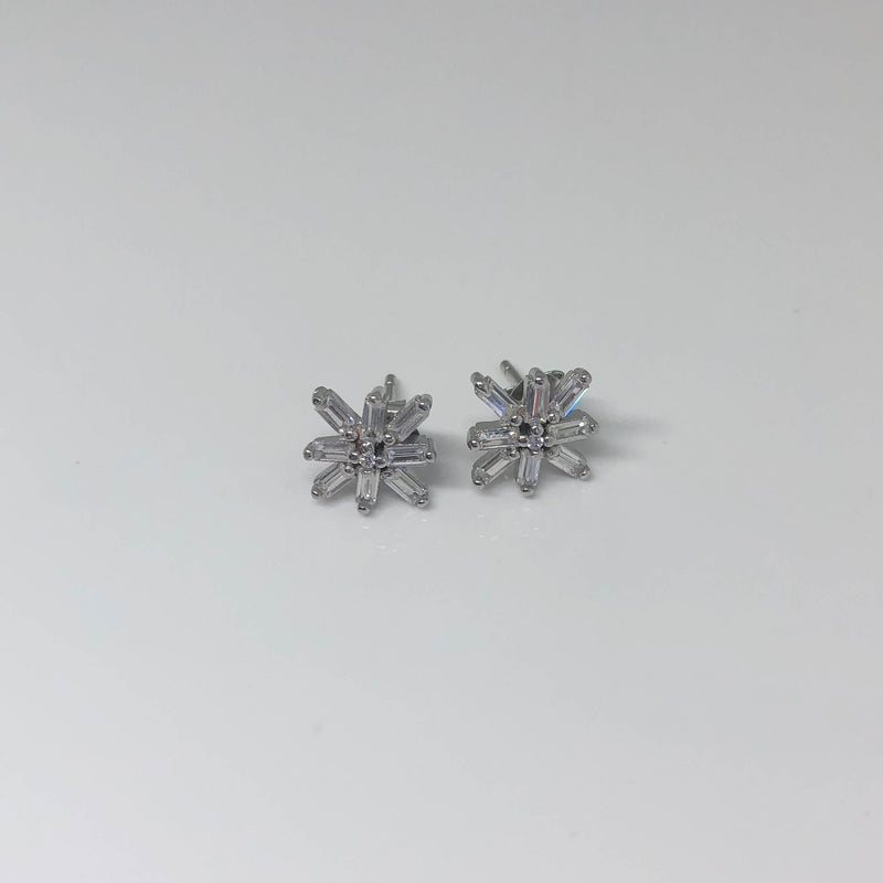Polaris Stud Earrings - by Galia