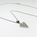 Arrow Pendant - by Galia