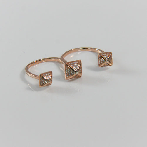 Egyptian Rose Ring - by Galia