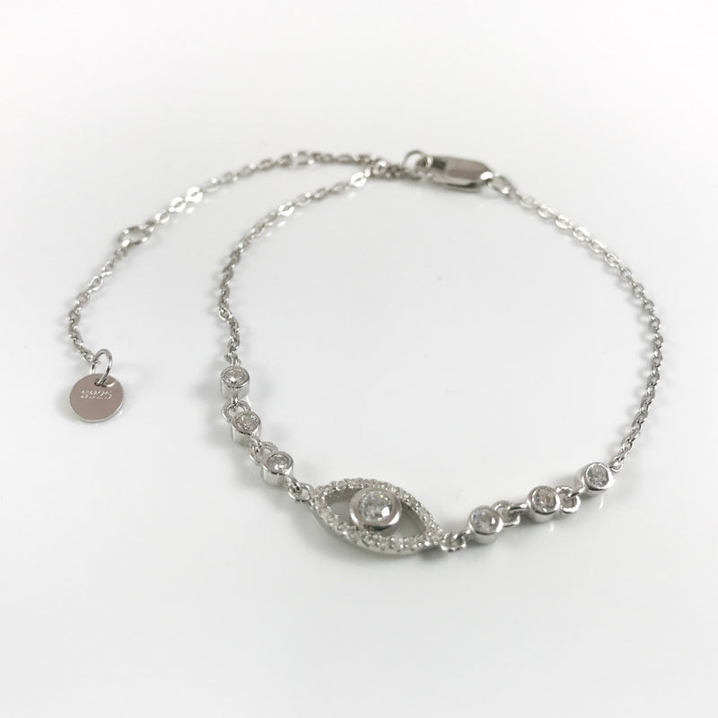Evil Eye Bracelet - by Galia