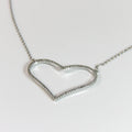 Good Heart Pendant - by Galia