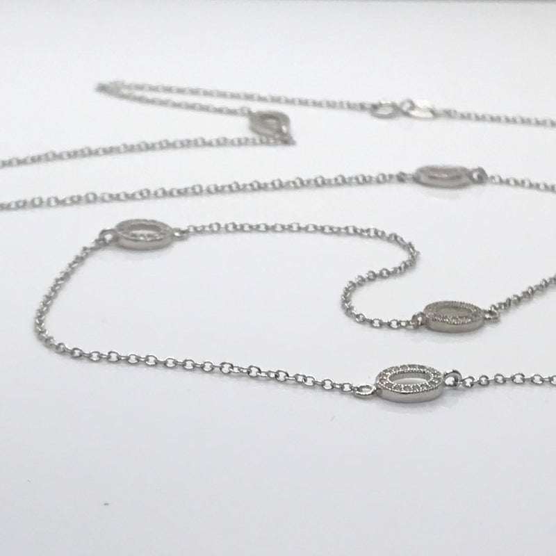 Endless Necklace - by Galia