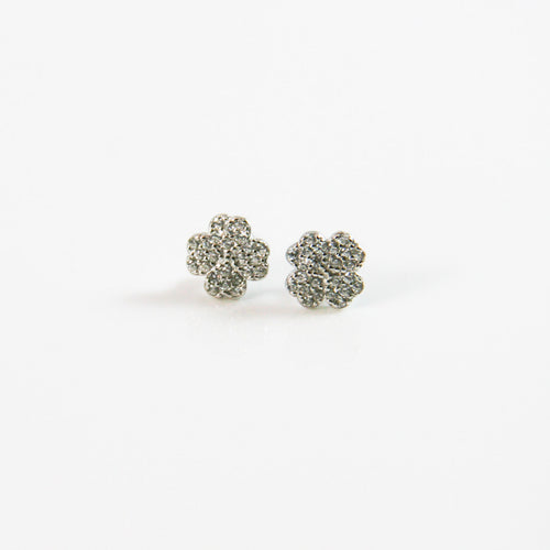 Clover Stud Earring - by Galia