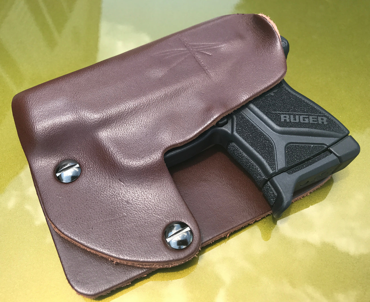 The Pocket Holster For the RUGER® LCP® II (BROWN)