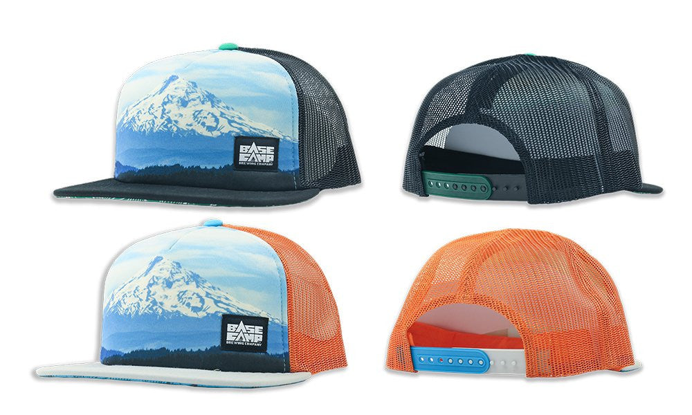 Mt. Hood Foam Trucker Hat