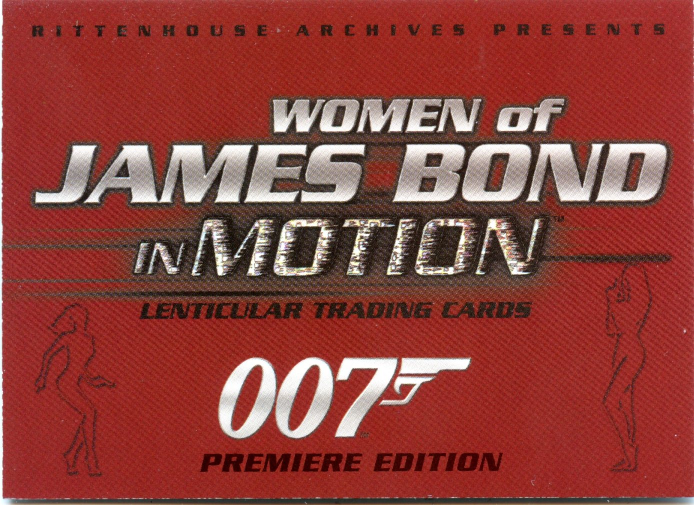 Women of James Bond In Motion 2003