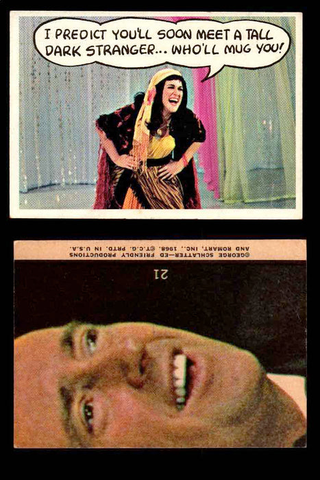 1968 Laugh-In Topps Vintage Trading Cards You Pick Singles #1-77 #21  - TvMovieCards.com