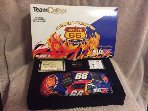 Team Caliber 1/24 Diecast #66 Darrell Waltrip Big Kmart 2000 Ford Taurus New   - TvMovieCards.com