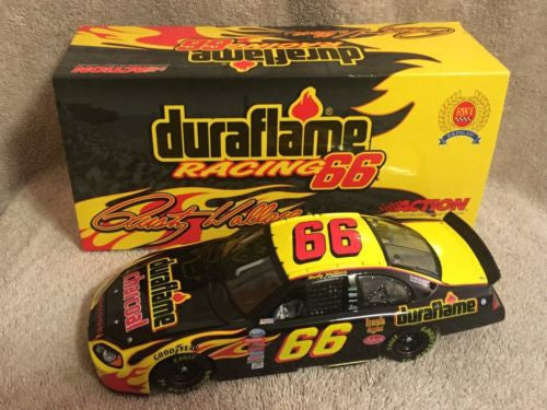 Action 1/24 Diecast Nascar #66 Rusty Wallace Duraflame Reverse 2004 Intrepid
