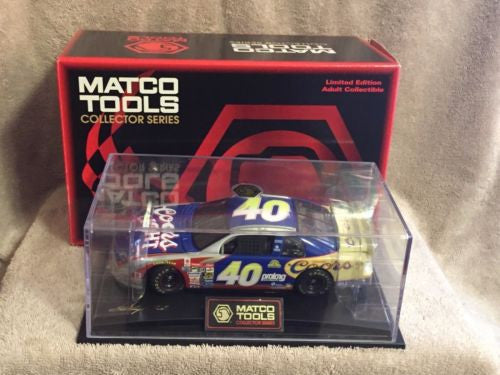 Revell 1/24 Diecast #40 Sterling Marlin Matco Tools Coors Light 1998 Monte Carlo   - TvMovieCards.com