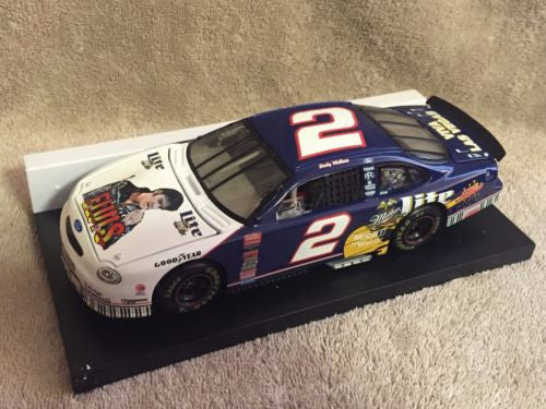 Action 1/24 Diecast #2 Rusty Wallace Elvis 1998 Ford Taurus   - TvMovieCards.com