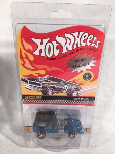 2002 Hot Wheels RLC Series 1 - Online Exclusive - Mutt Mobile   - TvMovieCards.com