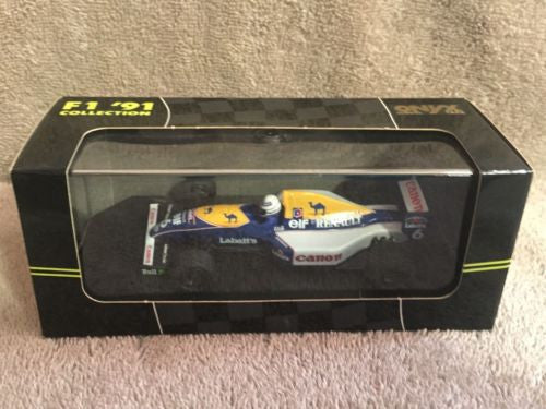 1991 Collection 1/43 Onyx Formula 1 F1 Williams Renault FW14 Riccardo Patrese