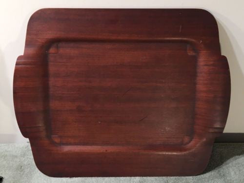 Vintage Camfield Tego Bonded Plywood Tray for A-B Stoves Inc.   - TvMovieCards.com