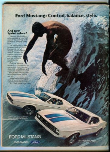 1972 July Hot Rod Magazine March Back Issue - Aluminum V8 Vega   - TvMovieCards.com