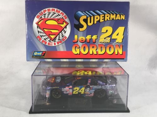 Revell 1/24 Diecast #24 Jeff Gordon 1999 Superman DuPont Automotive Monte Carlo