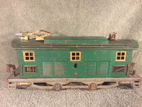 Prewar American Flyer Standard Gauge Electric 4644 Locomotive Original Paint