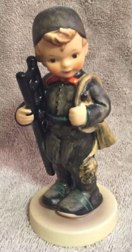 "Goebel Hummel Figurine TMK6 12/I ""Chimney Sweep"" 5.75""   - TvMovieCards.com"