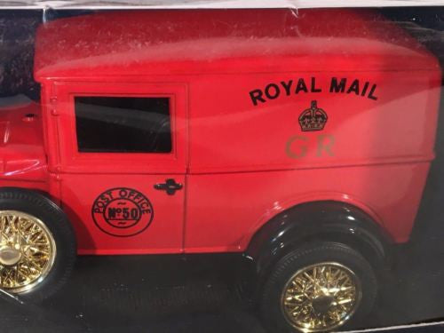 Liberty Classics 1/25 Diecast Vintage Coin Bank 1933 Ford Model A Royal Mail GR   - TvMovieCards.com