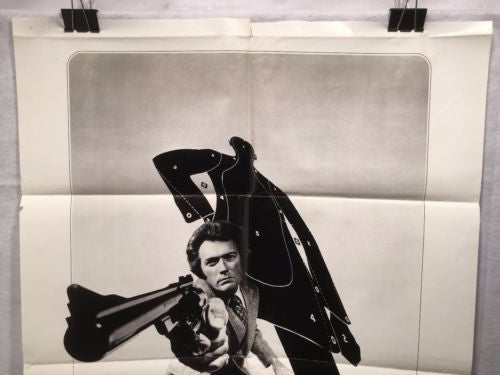 "Original 1973 ""Magnum Force"" 1 Sheet Movie Poster 27""x 41"" Clint Eastwood   - TvMovieCards.com"
