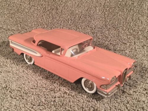 Brooklin Diecast 1/43 Scale 1958 Edsel Citation No. 22 Made in England   - TvMovieCards.com