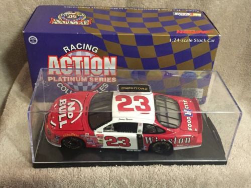 Action 1/24 Diecast Nascar #23 Jimmy Spencer Winston No Bull 1998 Ford Taurus