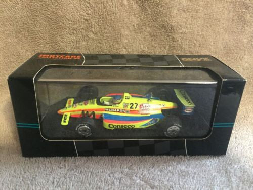 1992 Collection 1/43 Onyx Formula 1 F1 151 Glidden Lola Al Unser Sr.