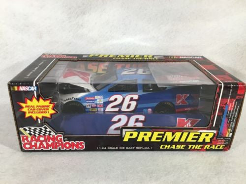 "Racing Champions Diecast Car 1:24 Jimmy Spencer #26 Chase the Race ""Layin Rubber"
