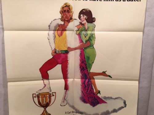 "Original 1978 ""The One and Only"" 1 Sheet Movie Poster 27x 41"" Henry Winkler   - TvMovieCards.com"