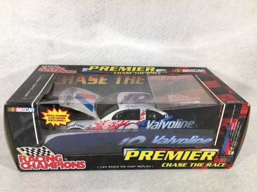 "Racing Champions Diecast Car 1:24 Johnny Benson #10 Chase the Race ""Layin Rubber"