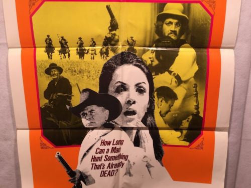 "Original 1973 ""Santee"" 1 Sheet Movie Poster 27x 41"" Glen Ford   - TvMovieCards.com"