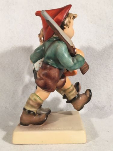 "Goebel Hummel Figurine TMK5 #50 2/0 ""Volunteers"" 5.5"" Tall   - TvMovieCards.com"